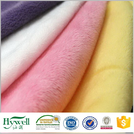 Azo Free Plush Toys Fabric Soft Toys Fur Fabric