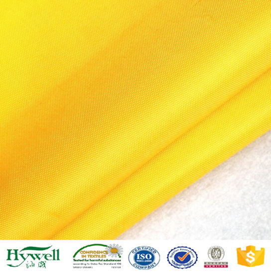 Waterproof Polyester and Nylon Oxford Fabric