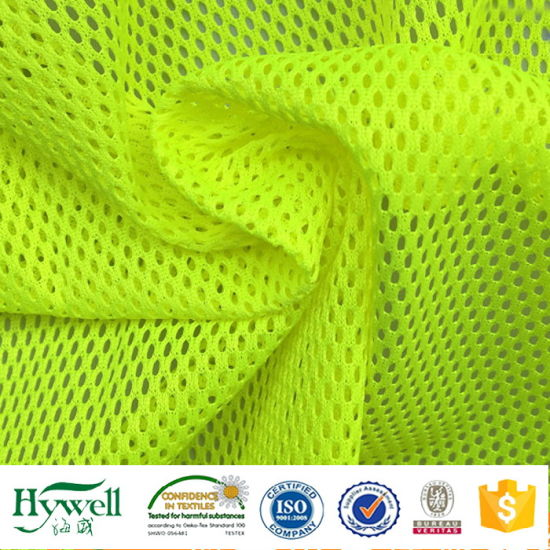ANSI Reflective Safety Vests Mesh Fabric in Neon Color