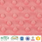 Factory Price Minky Fleece Fabric for Baby Blanket