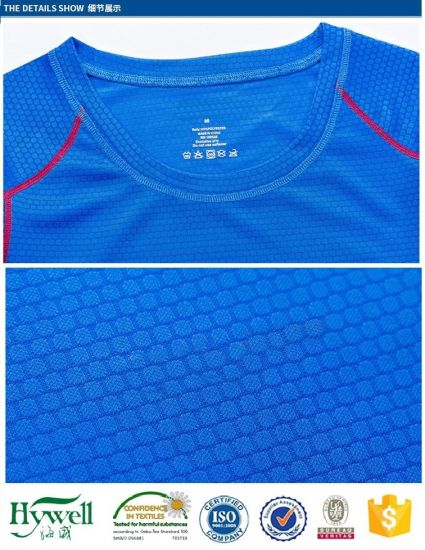Fast Dry Wicking Anti-Microbial T-Shirt Fabric