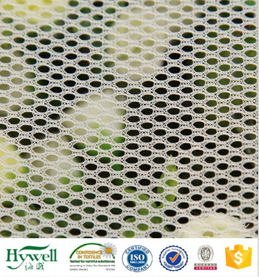 100% Poyester Mesh Fabric for Garment
