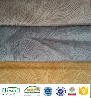 Burnout Velvet Sofa Furniture Fabric