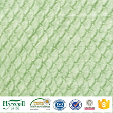 100%Polyester Embossed PV Plush for Blanket
